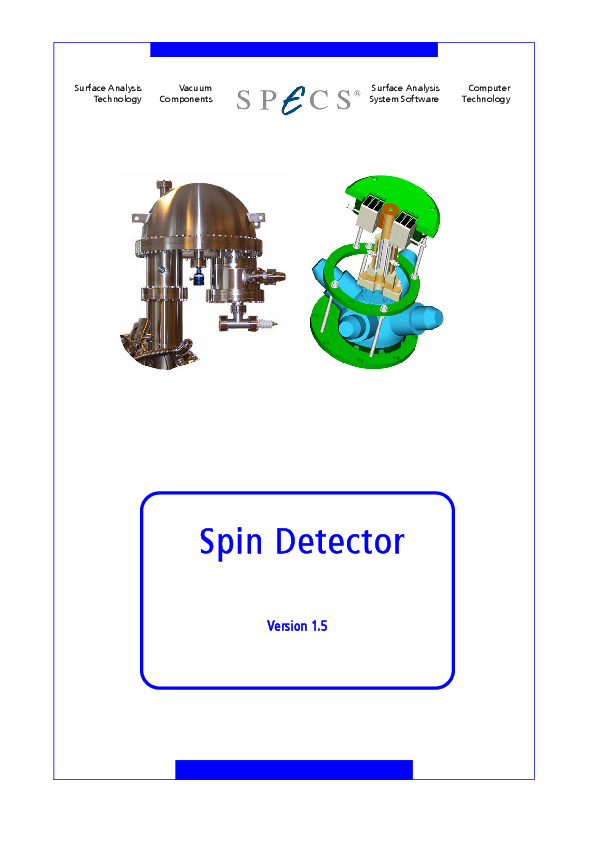 Spin Detector
