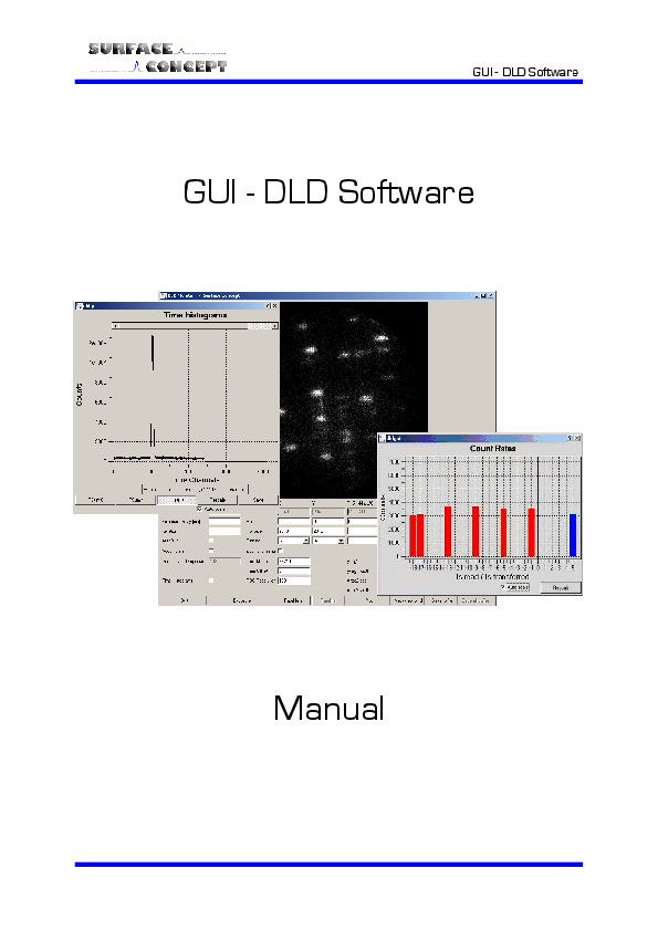 GUI - DLD Software