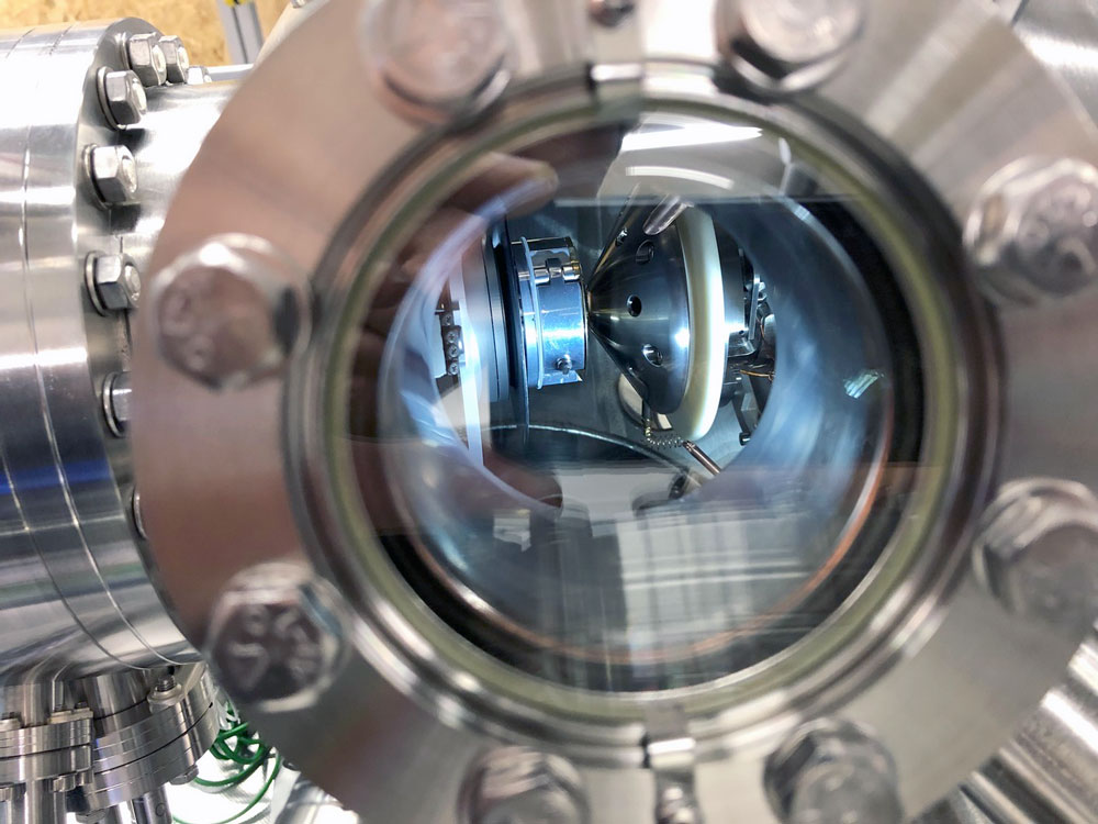 Successful Installation of First SPECS Momentum Microscopy